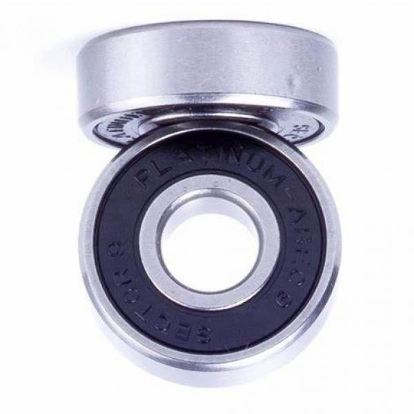 High Quality Miniature Deep Groove Ball Bearings 608, 608zz, 608 2RS ABEC-1 ABEC-3 #1 image
